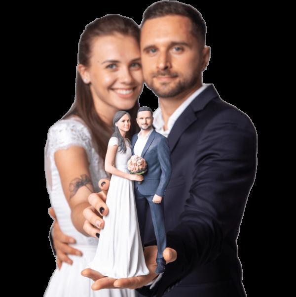 3D-Figuren Doppelfiguren