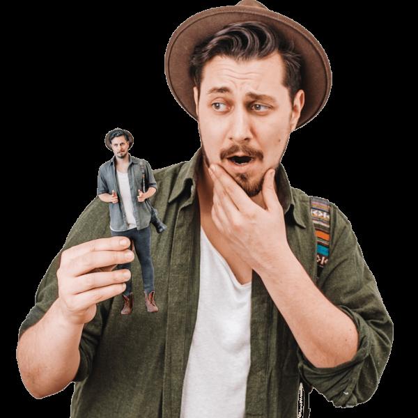 3D Einzelfiguren