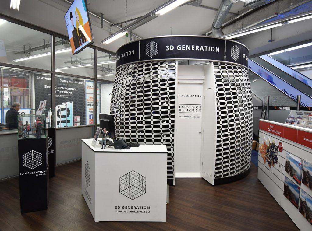 3D Fotostudio in Cottbus
