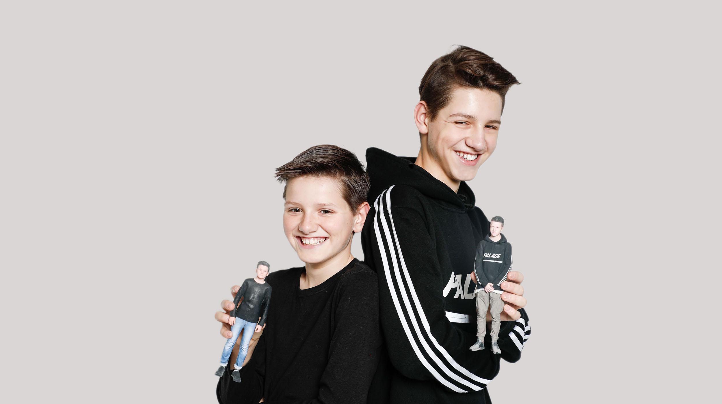 3D-Figuren Standorte Lübeck