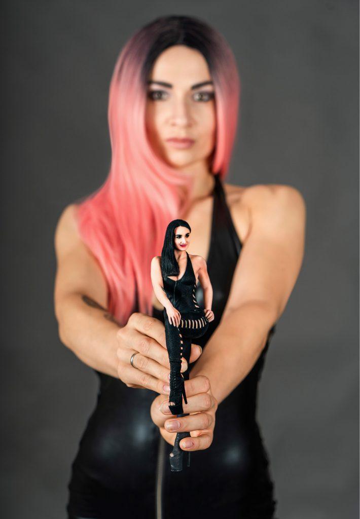 3D figure nude erotic 2