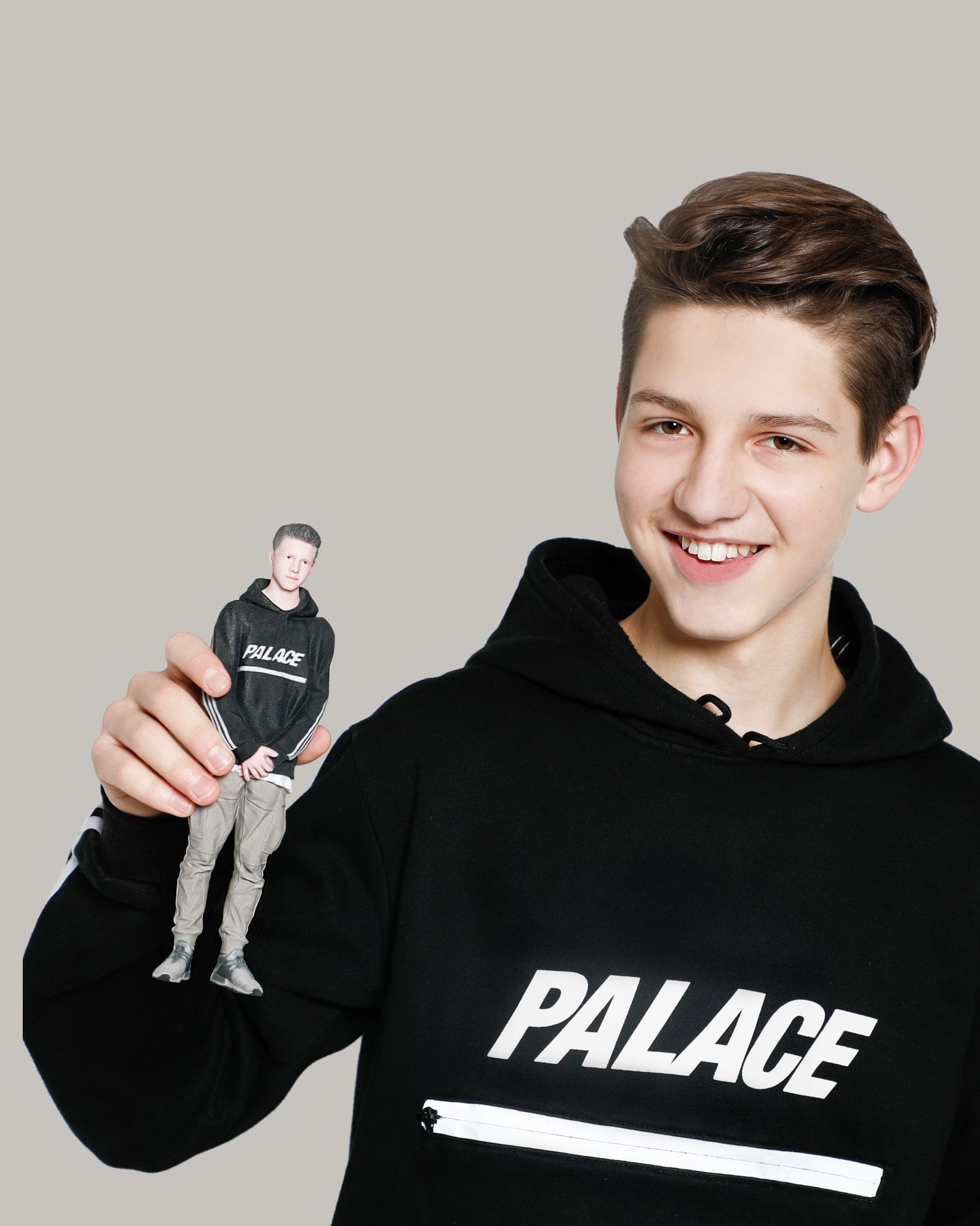 3D-Figur in Hagen